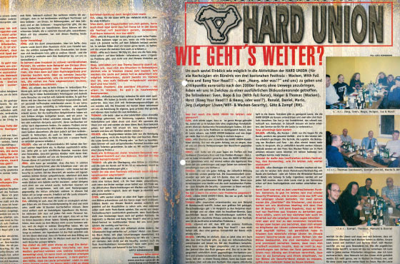 Hard Union: Wie weiter mit Security WFF-Wacken?